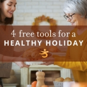 Holiday health tools